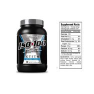 Dymatize Iso-100 Whey Protein Απομονωμένη Υδρολυμένη Πρωτεΐνη Ορού Γάλακτος 726gr. Μάθετε περισσότερα ΕΔΩ: https://www.pharm24.gr/index.php?main_page=product_info&products_id=3580