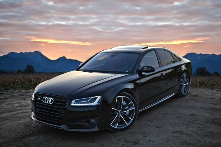 The Big Daddy of Audis. The 2016 Audi S8. - [2048  1364] via Classy Bro