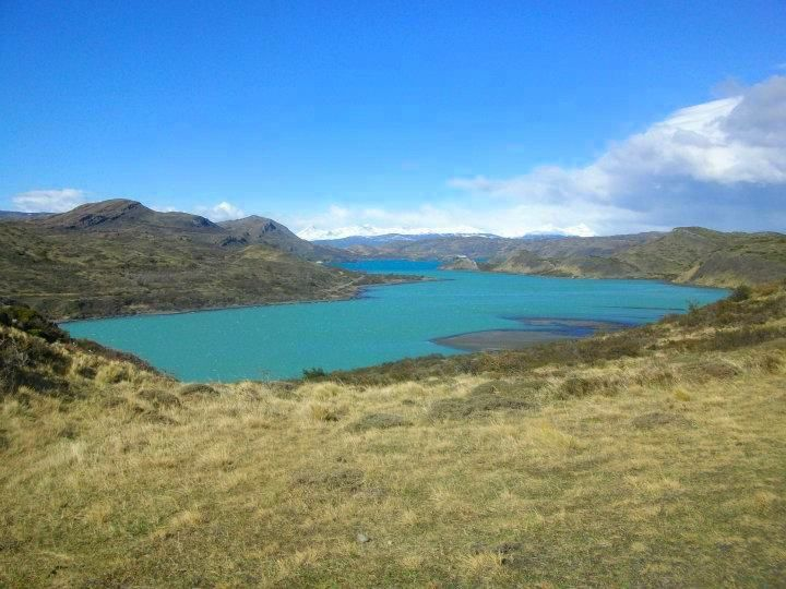 Parque Nacional Torres del Paine  Lago Nordenskjold