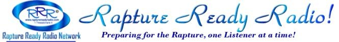 Rapture Ready Radio on BlogTalkRadio- Join us live for the latest in the news on Israel, Bible Prophecy, Christian music, interviews and much more.