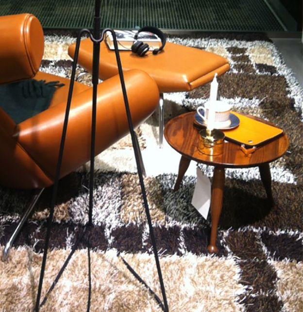Candle jar in Ksthalls showroom,  Stockholm Furniture Fair 2015.