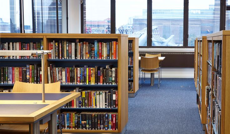 City of London School Library