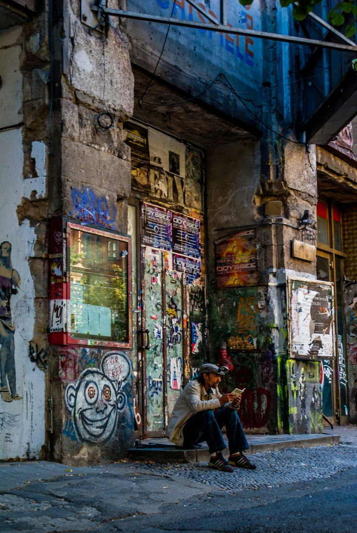 Photograph Tacheles by Joao Mendes on 500px