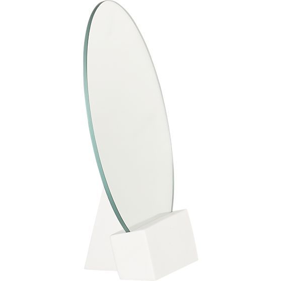 Dot Mirror   Crate and Barrel