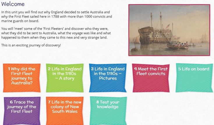 Australian Curriculum Units - History - Science *Great site, heaps of units!