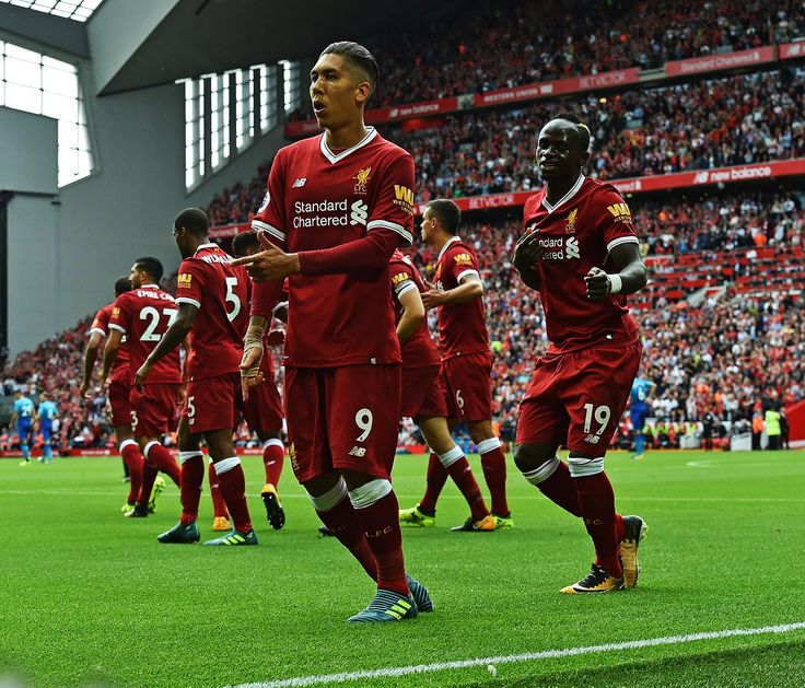 @officiallfc Roberto Firmino #PL #PremierLeague #LIVARS #LiverpoolArsenal #LFC #Liverpool #LiverpoolFC #Mane #Salah #Firmino #Sturridge #Reds #9ine