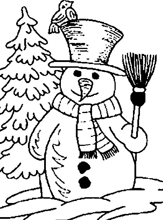 1000 Images About Printable Coloring Sheets On Pinterest Tree And Snowman Coloring Pages