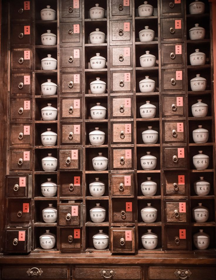 Old Chinese Pharmacy - Traditional Chinese medicine is a profound science, rather than metaphysics occult.