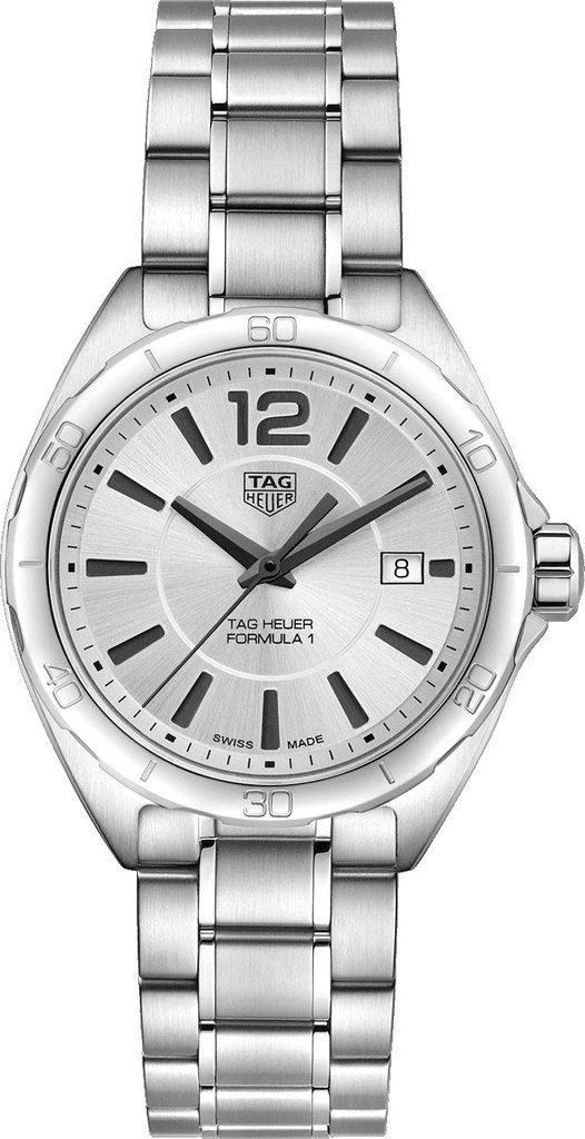 TAG Heuer Watch Formula 1 Ladies #add-content #bezel-fixed #bracelet-strap-steel #brand-tag-heuer #case-material-steel #case-width-32mm #date-yes #delivery-timescale-call-us #dial-colour-silver #gender-ladies #luxury #movement-quartz-battery #new-product-yes #official-stockist-for-tag-heuer-watches #packaging-tag-heuer-watch-packaging #sihh-geneve-2018 #style-dress #subcat-formula-1 #supplier-model-no-wbj1411-ba0664 #warranty-tag-heuer-official-2-year-guarantee #water-resistant-100m