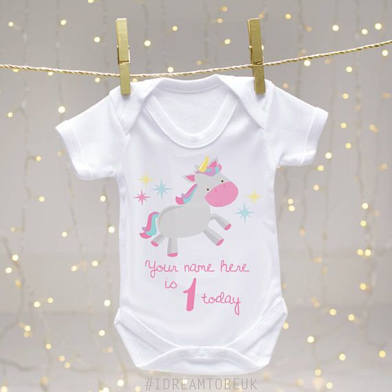 25 unique personalised 1st birthday gifts ideas on pinterest babys first christmas baby vest baby body suit christmas baby gift personalised baby vest personalised body suit christmas bauble negle Images