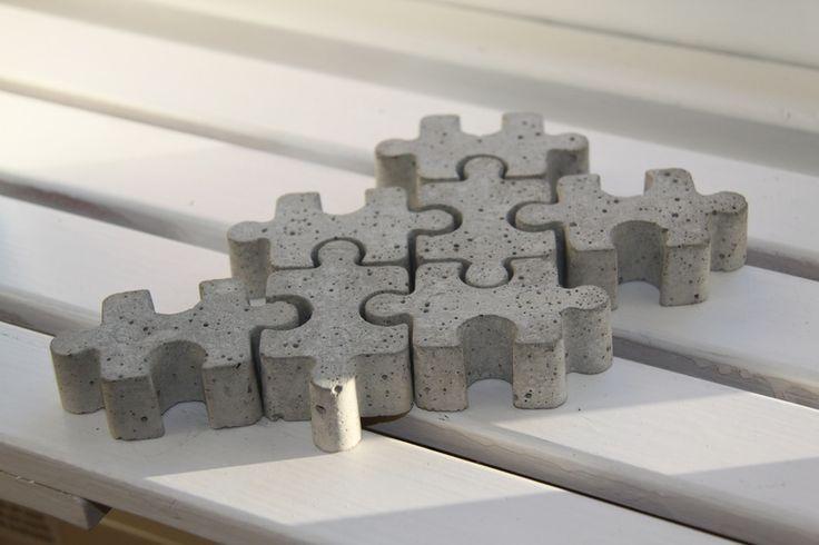 Blandade alster i betong | CAPRIOLA