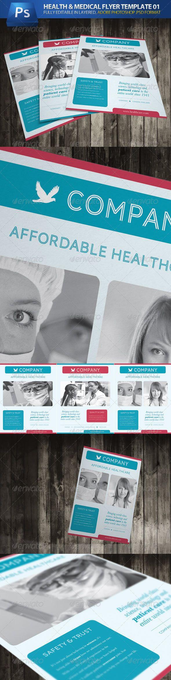 Health & Medical Flyer 01