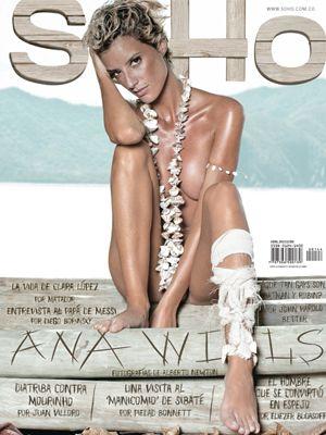 Soho Magazine Colombia Edicion 144 2012 Ana Wills
