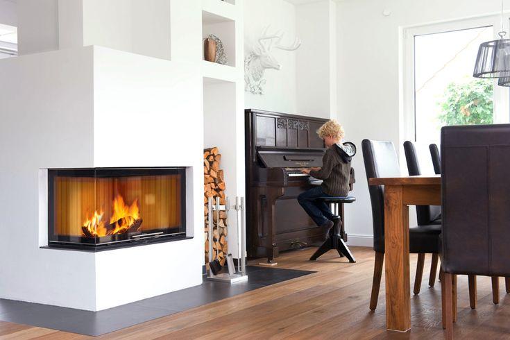 vente foyer ferm grande largeur 33000 cheminees. Black Bedroom Furniture Sets. Home Design Ideas