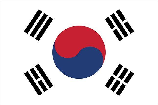 대한민국 국기(태극기)  Republic of Korea Flag (Taegeukgi)