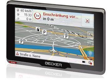 """GPS navigácia Transit.5s je najnovším modelom určeným pre používanie v nákladných autách a karavanoch. Je vybavená 5"""" kapacitným displejom s podporou multitouch. Obsahuje databázu pre karavany - ADAC camping and pitch guide, sprievodcu Marco Polo Travel Guide a POI, kalendár dopravných obmedzení pre kamióny v EU a pod."""