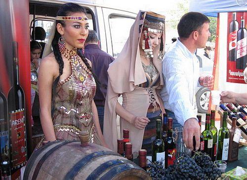 Areni festiwal wina