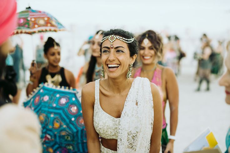 Iranian Wedding at Burning Man