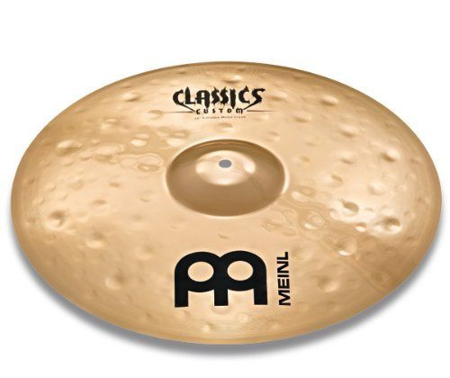 Meinl Cymbals CC17EMC-B Classics Custom 17-Inch Extreme Metal Crash by Meinl Cymbals. $149.99. Classics Custom Extreme Metal cymbals deliver outstanding sound qualities with a stunning, modern look. They deliver rich, musical sounds for ambitious rock and heavy drummers.. Save 45% Off!