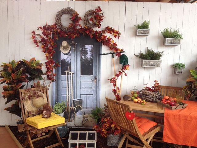 17 migliori idee su giardino di autunno su pinterest - Idee fuori casa ...