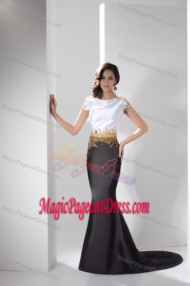 Pageants Dress with Beading