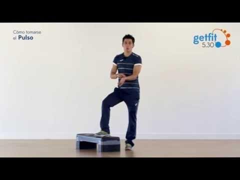 Cómo tomarse el pulso - YouTube