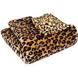Amazon.com: Clara Clark ® Signature 820 Collection 3 pc Bed Sheet Set, Twin Size, Leopard Animal Print, Cream and Brown: Home & Kitchen