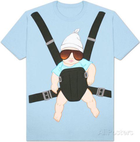 The Hangover - Baby Bjorn Camisetas en AllPosters.es
