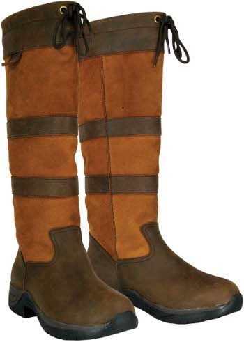 Hitching Post Tack Shop - Dublin Ladies River Boots, $164.95 (http://www.hitchingposttack.com/products/dublin-ladies-river-boots.html)