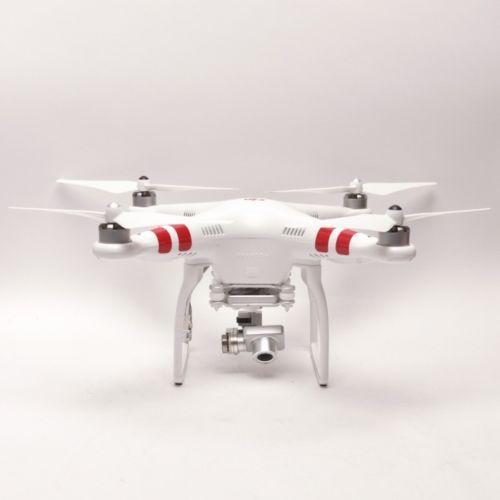 DJI Phantom 2 Vision Camera Drone Kit - 4 BATT WIFI EXTENDER CASE