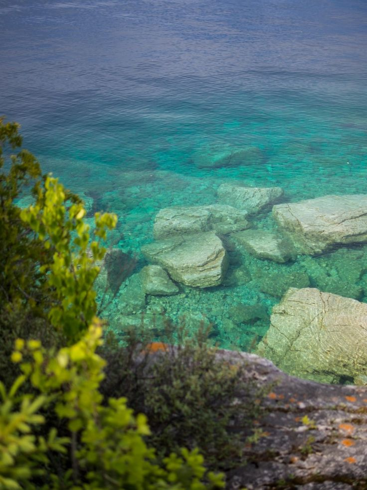 A Weekend in Tobermory and the Bruce Peninsula National Park