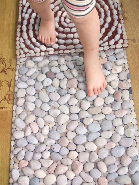 Массажные коврики для ванной из морской гальки. Обсуждение на LiveInternet - Российский Сервис Онлайн-Дневников