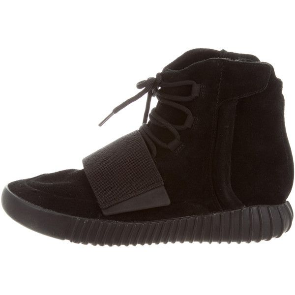 newest fb4a7 62a9c good adidas yeezy boost 750 pre owned yeezy boost 750 sneakers 1395 liked  on polyvore featuring
