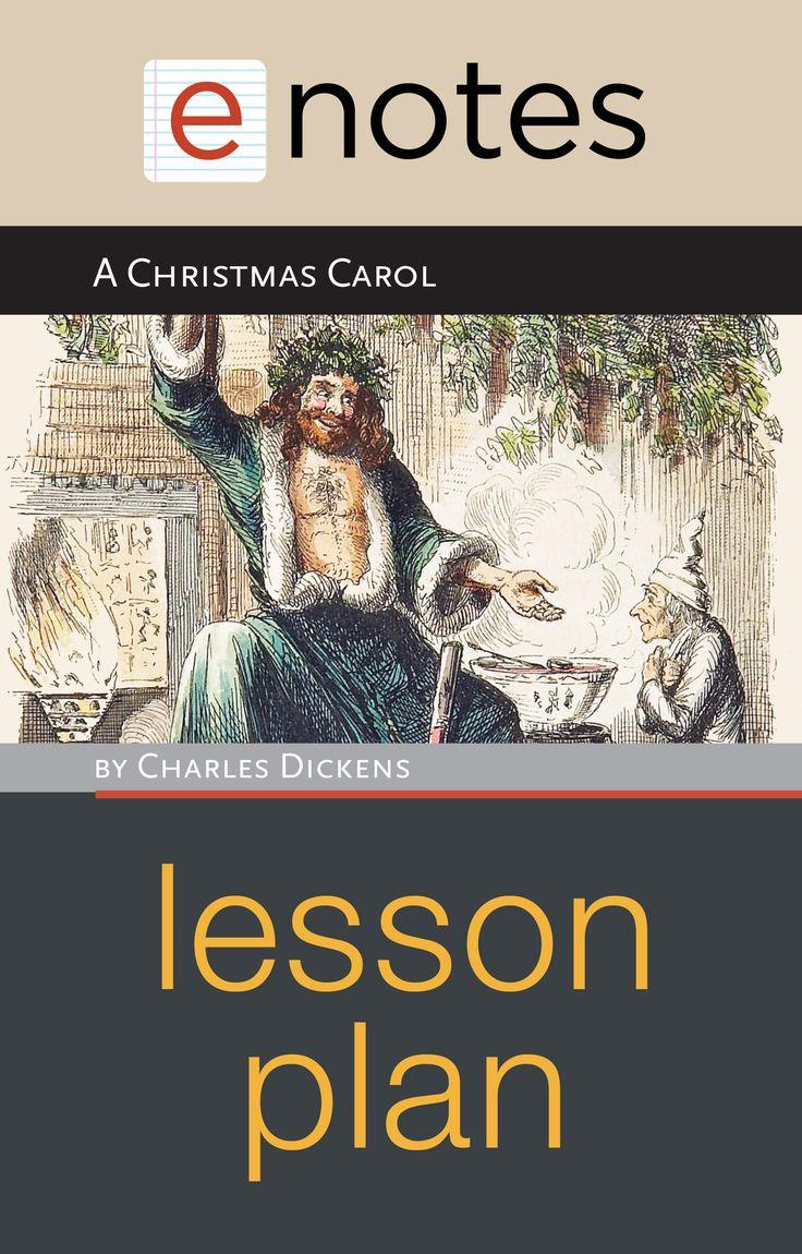 a christmas carol essay plan