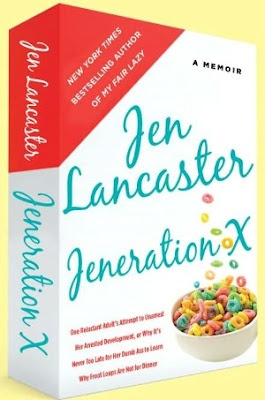 Hysterical memoir about a Gen-Xer moving into adulthood. I laughed so hard that people gave me funny looks.: Reluctant Adult, Adult Attempt, Froot Loops, Book Worth, Only Lancaster, Too Late, New Book, Dumb Ass, Arrested Development