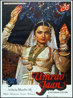 Umrao Jaan Hindi Movie Online - Rekha, Farooq Shaikh, Naseeruddin Shah, Raj Babbar and Dina Pathak. Directed by Muzaffar Ali. Music by Khayyam. 1981 [U] ENGLISH SUBTITLE