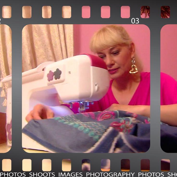 Сшить простое джинсовое платье с вышивкой предлагает Ольга Никишичева. Верх будет с интересными рукавами, а низ пышный. Для раскроя понадобится 3 метра ткани при ширине …