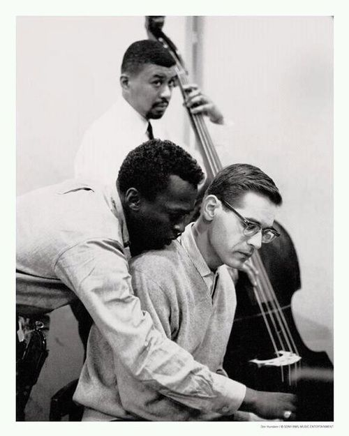 Miles Davis, Bill Evans & Paul Chambers