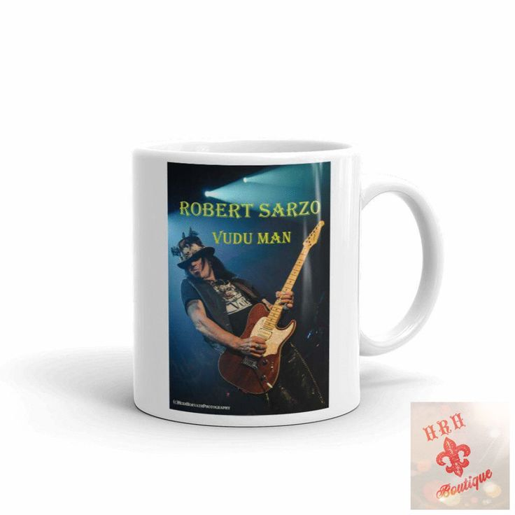 ROBERT SARZO Blue Rock Mug  #coffee #WomensTee #Youthitems #NEWstuff #INCREDIBLE #Unisex #Robert #CABOisFUN #NEWStore! #LOOK