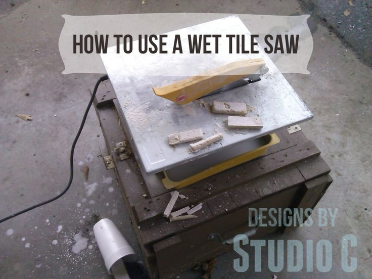 61 best tile saw guy images on pinterest blade llamas and a few tips on how use a wet tile saw matt and i are finally installing tile in the kitchen at the rebel house yahoo greentooth Choice Image