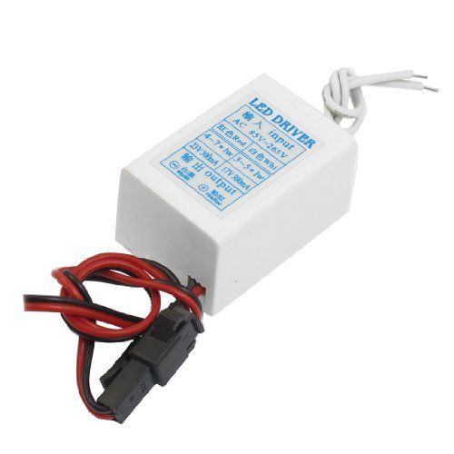 Gino AC 85V-265V Input (3-5)x1W 17V 300mA Output External Power Supply Module by Gino. $3.75. Input: AC 85V~265V, Output: (3~5)x1W 17V 300mA, white plastic case. Power supply module can be directly mounted on the printed circuit board power supply, which is characterized by a specific integrated circuit (ASIC), digital signal processors (DSPs), microprocessors, memory, field programmable gate array (FPGA) and other digital or analog load power supply. This power sup...