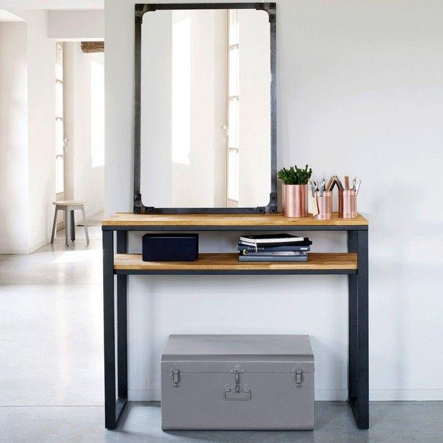les 25 meilleures id es concernant miroir industriel sur. Black Bedroom Furniture Sets. Home Design Ideas