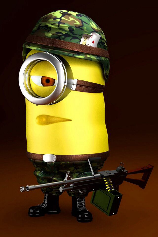 soldier minion minions pinterest soldiers and minions
