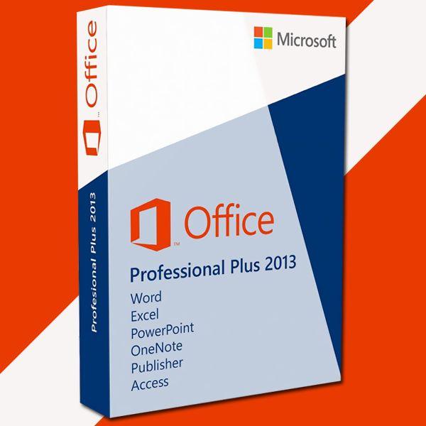 Microsoft Office Professional 2013 plus 32/64bit [ダウンロード版]【プロダクトキー】1pc