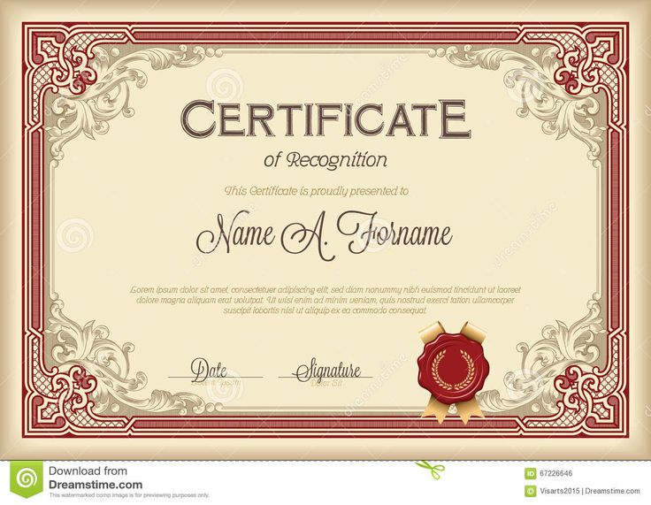 12 best images about Certificates of Recognition on Pinterest - best of invitation english