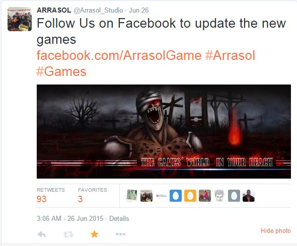 #Arrasol #game #gaming #android #ios #apps