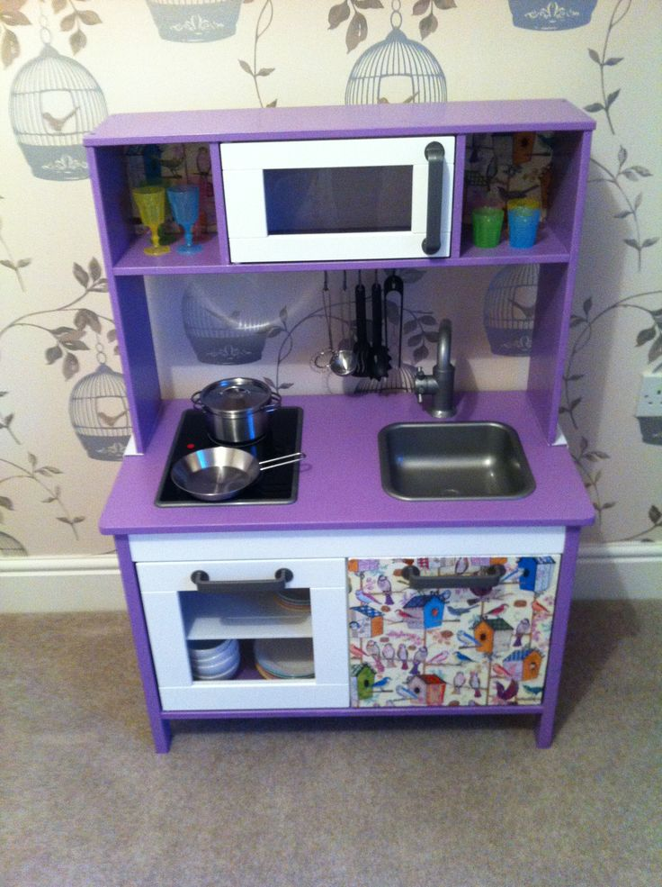78+ images about IKEA  DUKTIG Play kitchen on Pinterest