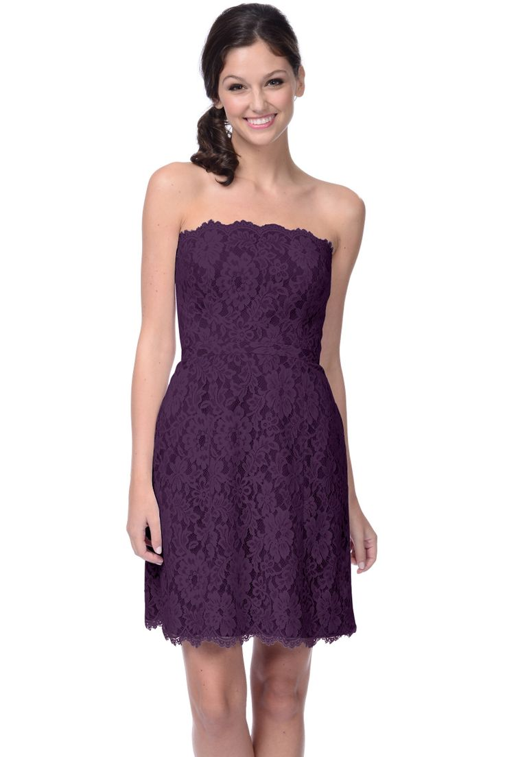 Shop Weddington Way Bridesmaid Dress - Madison in Lace at Weddington Way. Find the perfect made-to-order bridesmaid dresses for your bridal party in your favorite color, style and fabric at Weddington Way.