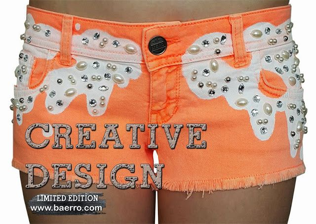 The latest trend: Jeweled Embellishments. #baerro #FashionTrendandDesignStudio