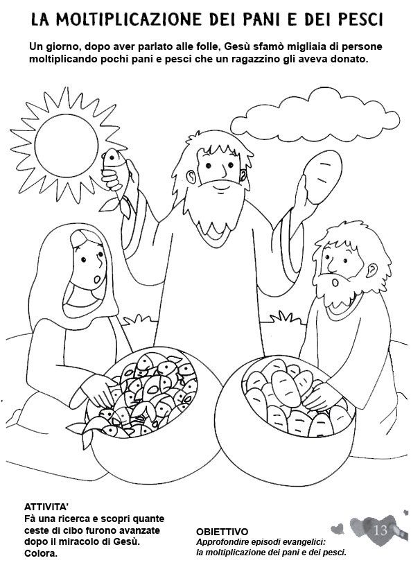 Stampa E Colora Catechismo Educazione Religiosa L Insegnamento
